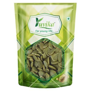 YUVIKA Pumpkin Seeds - Magaz Sitaphal (Imported Seeds)