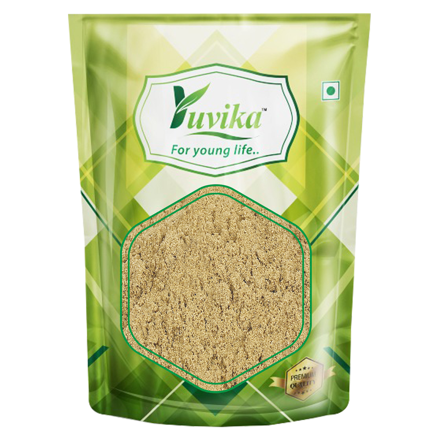 YUVIKA Bel Patta Powder - Bel Patra Powder - Bilva Bel Leaf - Aegle Marmelos Powder