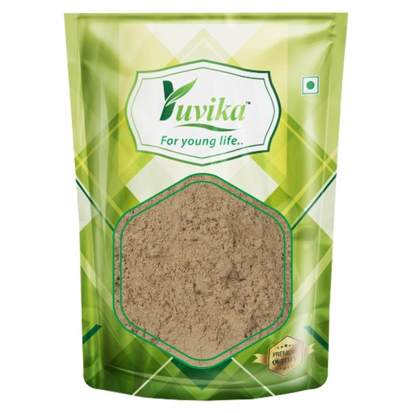 YUVIKA Mulethi Powder - Multhi Powder - Glycyrrhiza Glabra - Yashtimadhu - Jeshthamadha - Licorice Root