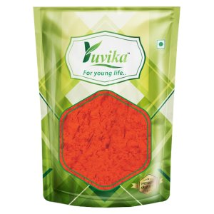 YUVIKA Sindoor Asli - Hanuman Ji Sindoor  Pure - Waldies Red Lead