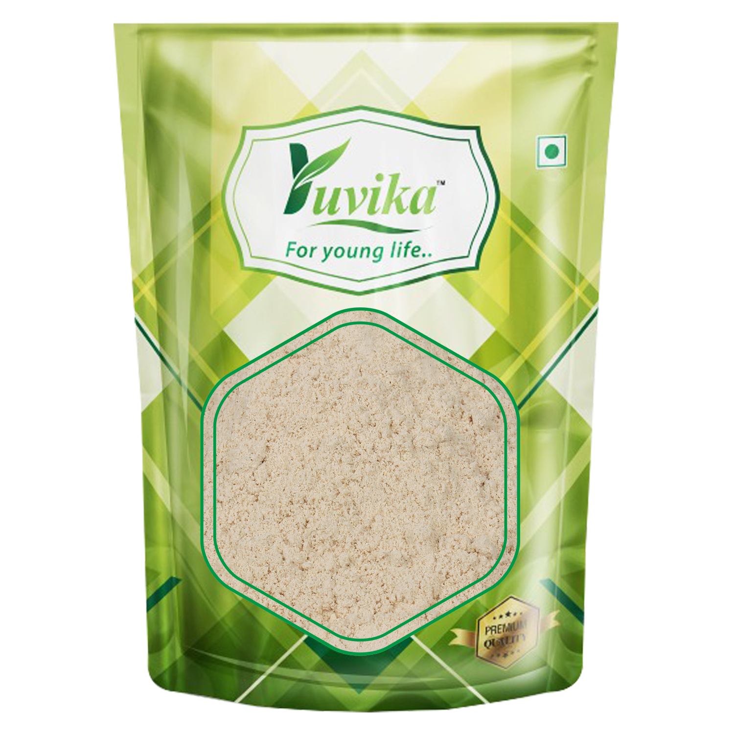 YUVIKA Vidharikand Safed Powder - Bidharkand Safed Powder - Puerariatuberosa - Indian Kudzu